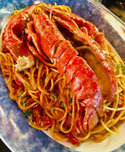 Lobster-Spaghetti